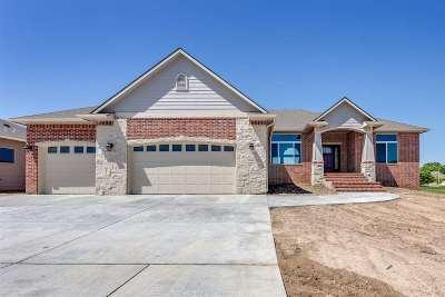 Wichita Single Family Home For Sale: 209 S Grand Mere Ct