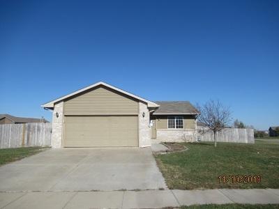 Wichita Single Family Home For Sale: 12901 W Blake