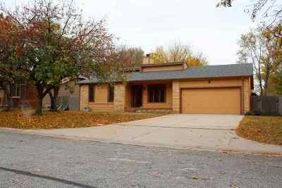 Wichita Single Family Home For Sale: 1938 N Cheryl Ct