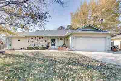 Wichita Single Family Home For Sale: 1721 N Stoney Point St