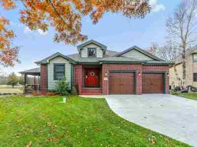 Wichita KS Single Family Home For Sale: $319,000