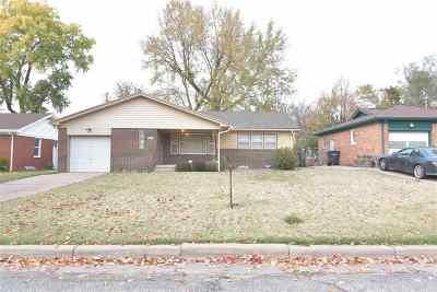 Wichita Single Family Home For Sale: 7510 E Indianapolis