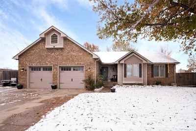 Wichita Single Family Home For Sale: 10118 W Westport Ct
