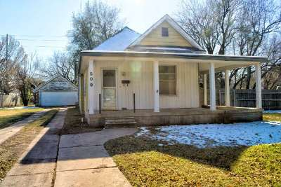 Harvey County Single Family Home For Sale: 509 E 11th