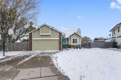 Wichita Single Family Home For Sale: 7425 E 31st Ct N
