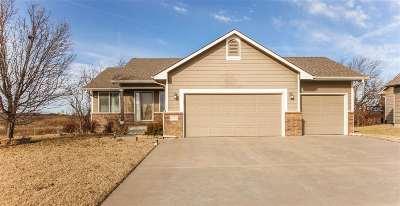 Wichita Single Family Home For Sale: 12014 E Mainsgate St