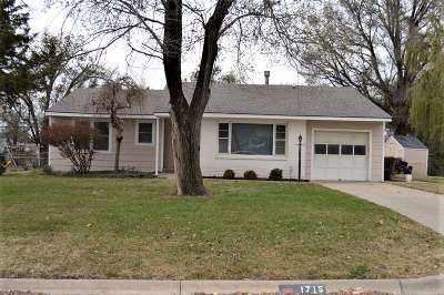 Augusta Single Family Home For Sale: 1715 Cron St