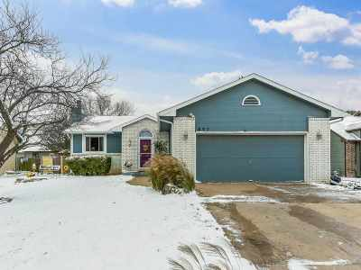 Single Family Home For Sale: 605 S Spruce