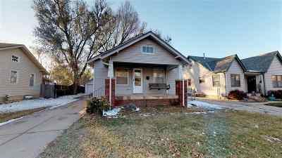 Wichita Single Family Home For Sale: 135 N Richmond Ave
