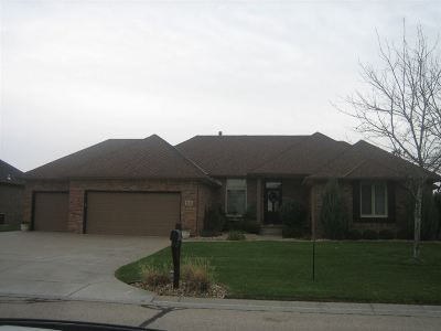 Wichita Single Family Home For Sale: 5014 N Harborside Dr