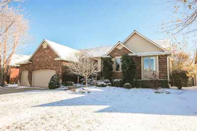 Wichita Single Family Home For Sale: 8410 W Northridge Ct
