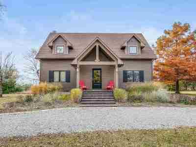 Augusta Single Family Home For Sale: 6619 SW Santa Fe Lake Rd