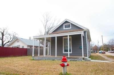 Wichita Single Family Home For Sale: 601 S Lulu Ave