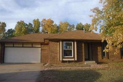 Wichita Single Family Home For Sale: 8512 E Scott St