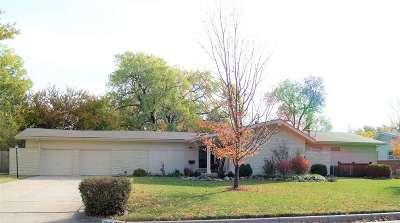 Wichita Single Family Home For Sale: 1908 N Edgemoor St