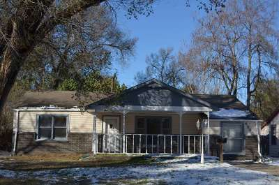 Wichita Single Family Home For Sale: 4545 S Osage Ave