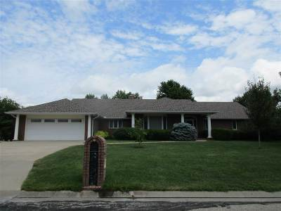 El Dorado KS Single Family Home For Sale: $393,000