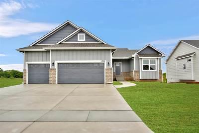 Wichita Single Family Home For Sale: 13710 E Morris Cir.