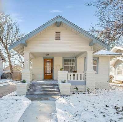 Wichita Single Family Home For Sale: 3325 Chatfield Pl
