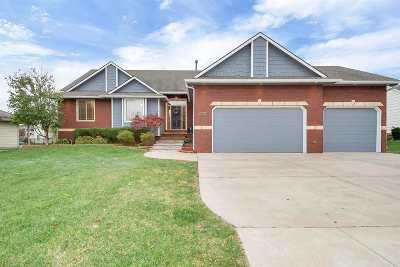 Wichita Single Family Home For Sale: 15901 E Woodcreek St
