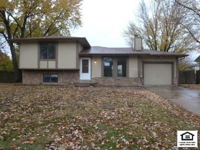Wichita KS Single Family Home For Sale: $106,000