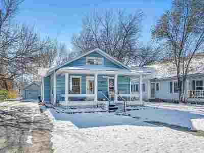 El Dorado KS Single Family Home For Sale: $75,000