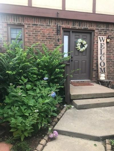 Wichita Condo/Townhouse For Sale: 8917 W Harvest Ln #404