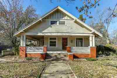 Sedgwick Single Family Home For Sale: 105 N Commercial Ave