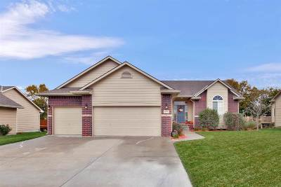 Wichita Single Family Home For Sale: 11401 E Donegal St