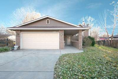 Sedgwick County Single Family Home For Sale: 2109 N Prescott Cir