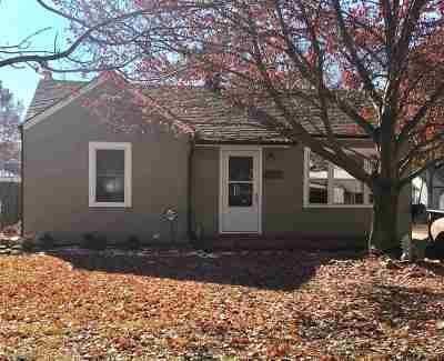 Sedgwick County Single Family Home For Sale: 1515 W Arizona St