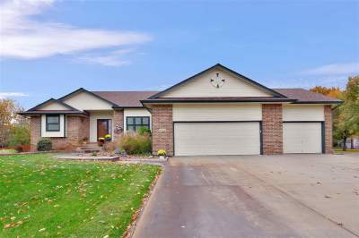 Sedgwick County Single Family Home For Sale: 6461 N Bella