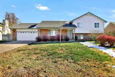 Sedgwick County Single Family Home For Sale: 1110 S Sandalwood St