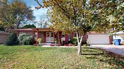 Sedgwick County Single Family Home For Sale: 1631 N Callahan St