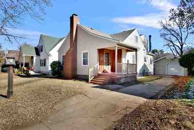 Sedgwick County Single Family Home For Sale: 1448 N Coolidge Ave