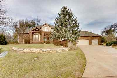 Sedgwick County Single Family Home For Sale: 401 S Timber Ridge Cir