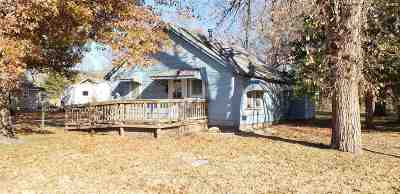 El Dorado KS Single Family Home For Sale: $21,900