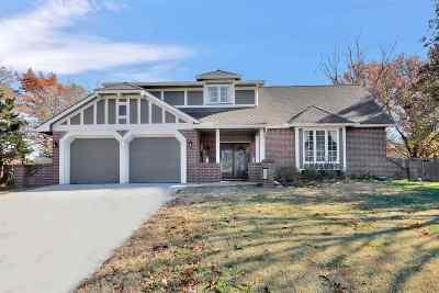 Derby Single Family Home For Sale: 1540 S Krista Ln