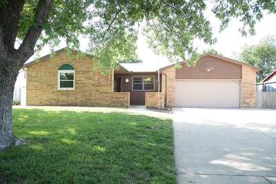 Wichita KS Single Family Home For Sale: $155,000
