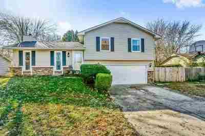 Wichita KS Single Family Home For Sale: $152,000