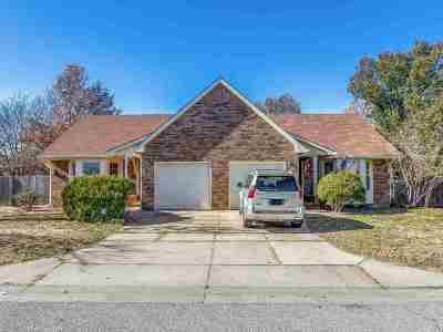 Wichita KS Single Family Home For Sale: $97,900
