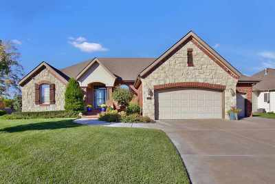 Wichita KS Single Family Home For Sale: $389,000