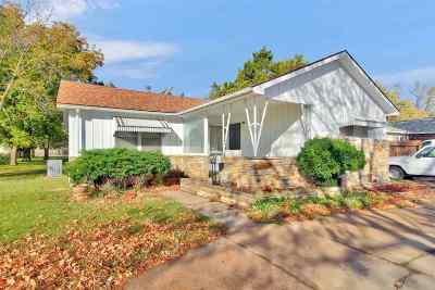 Wichita KS Single Family Home For Sale: $89,900