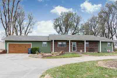 Maize Single Family Home For Sale: 6411 N Maize Rd