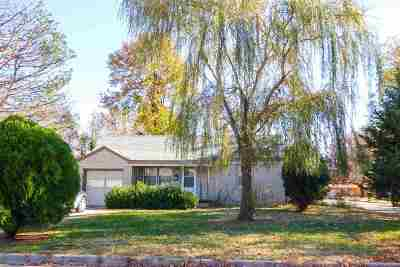 Wichita KS Single Family Home For Sale: $0