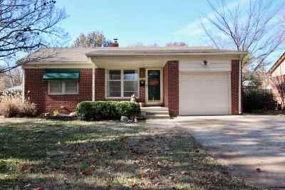 Wichita KS Single Family Home For Sale: $110,000