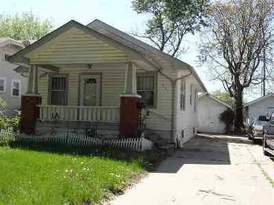 Wichita KS Single Family Home For Sale: $46,500