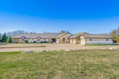 Winfield Single Family Home For Sale: 2805 Amos Becker Rd