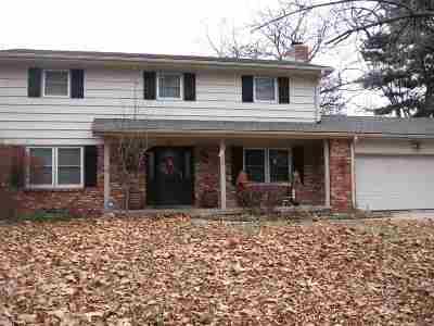 Wichita KS Single Family Home For Sale: $195,000