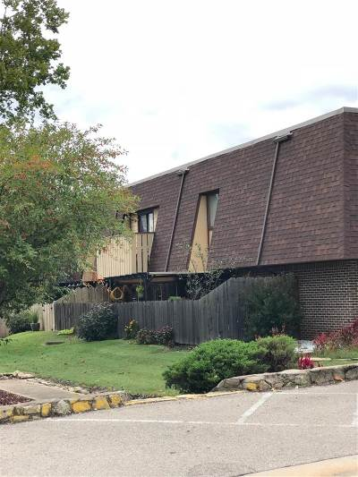 Winfield KS Condo/Townhouse For Sale: $49,000